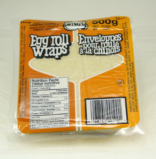 Egg Roll Wrappers English Forum Switzerland