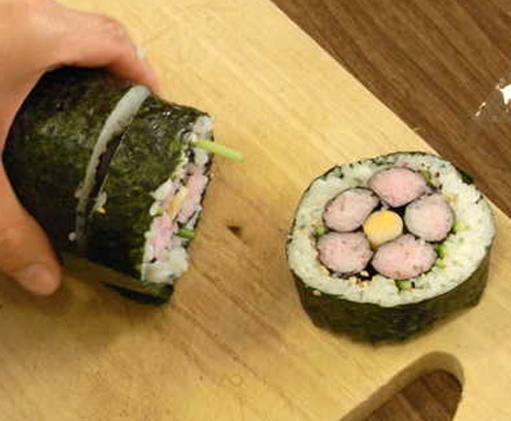 How To Make A Fancy Maki Sushi | Apps Directories