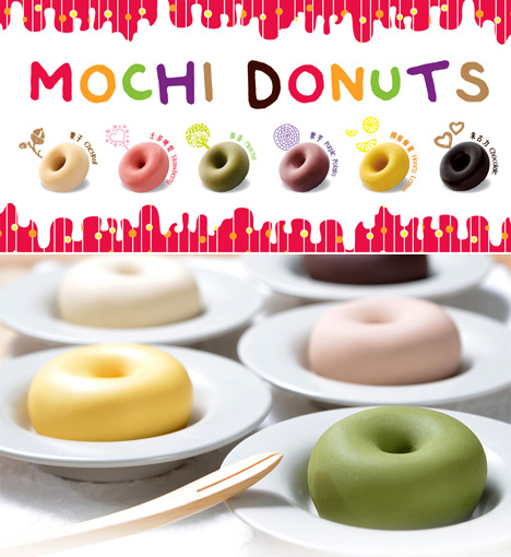 Mochi Donut in Hong Kong | Cooking with Kathy Man