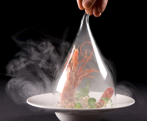 Molecular gastronomy cooking with kathy man - Molecular gastronomy cuisine ...