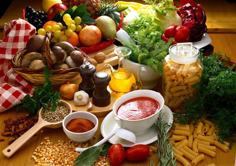 Both Lacto-ovo-vegetarian and Mediterranean Diets Are Good